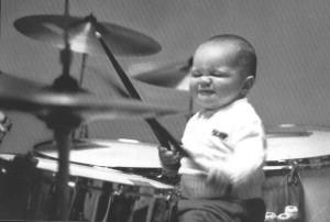 Baby trummar 3