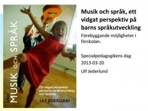 Specialpedagogikens-dag-Ulf-Jederlund-20130320-1