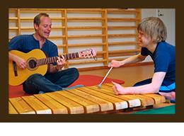 Ulf Jederlund – musikterapeut