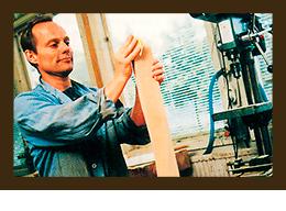 Ulf Jederlund – musikhandledare och instrumentbyggare