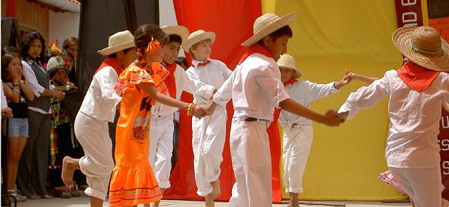 Utveckling i Bolivia